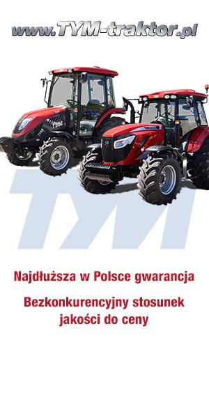 TYM traktory